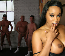 Ebony Beauty Sandi Jackmon